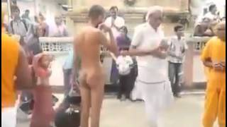 Naked Man in Indian Culture