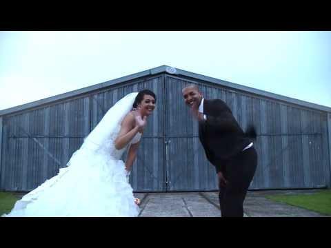 Marvin & Martine wedding Highlights