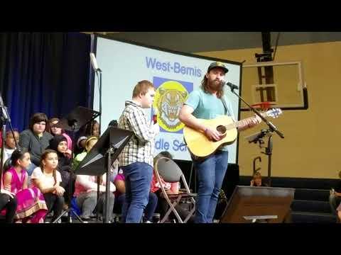 West Bemis Middle School Talent show(1)