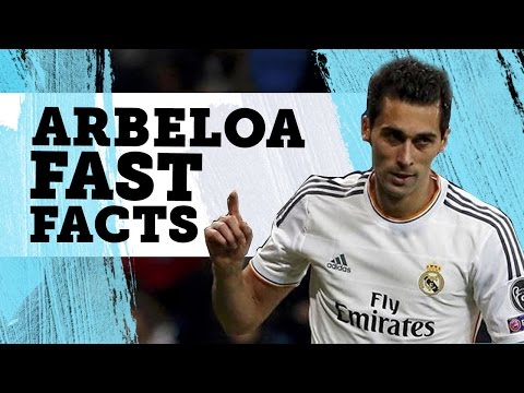 ÁLVARO ARBELOA FACTS