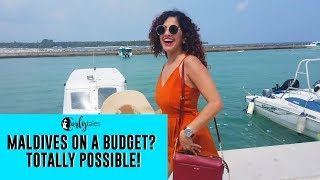 Maldives On A BUDGET? Totally POSSIBLE! | Curly Tales