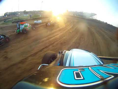 Spoon River Speedway Heat 08-04-18
