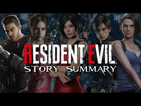 Resident Evil Timeline - The Complete Story (What You Need t