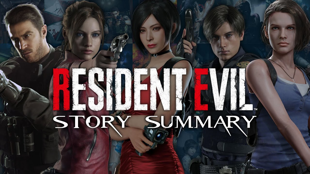 resident evil movies in chronological order