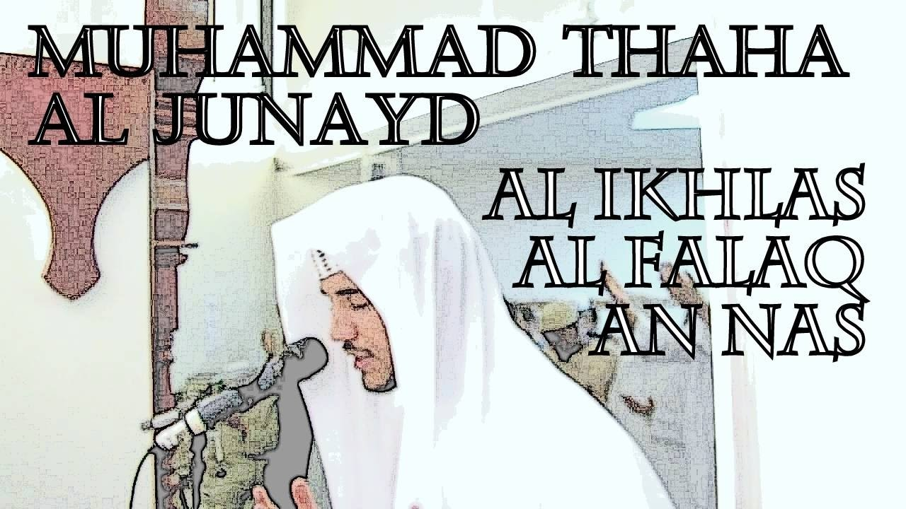 Bacaan Imam Ini Membuat Haru Al Ikhlas Al Falaq An Nas Arti
