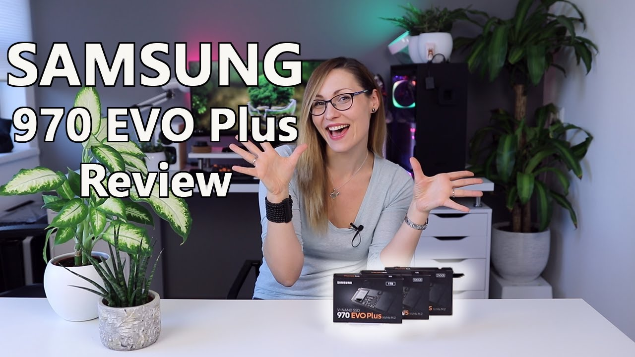 Faster than the 970 PRO!? | Samsung 970 EVO Plus review