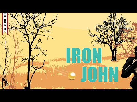 Iron John by Robert Bly - What's Missing In Modern Man