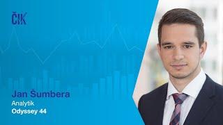 Česká investiční konference 2019: Jan Šumbera z Odyssey 42 a jeho investiční nápad