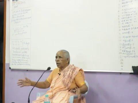 Vethathiri Maharishi - Valga Valamudan - Maari Ammal Speech -part 1