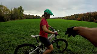 The award for best Mountain Bike Crash goes to....... | Kingdom Trails | Family Shred!