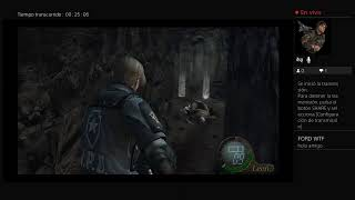 Gameplay Resident evil 4 profesional (Sin mesclas de yerba)