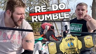 Re-Do Royal Rumble - Did Tommy Salami Return For Redemption?