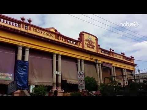 Mercado Miguel Hidalgo de Pénjamo, una obra que enmarcó la era porfiriana