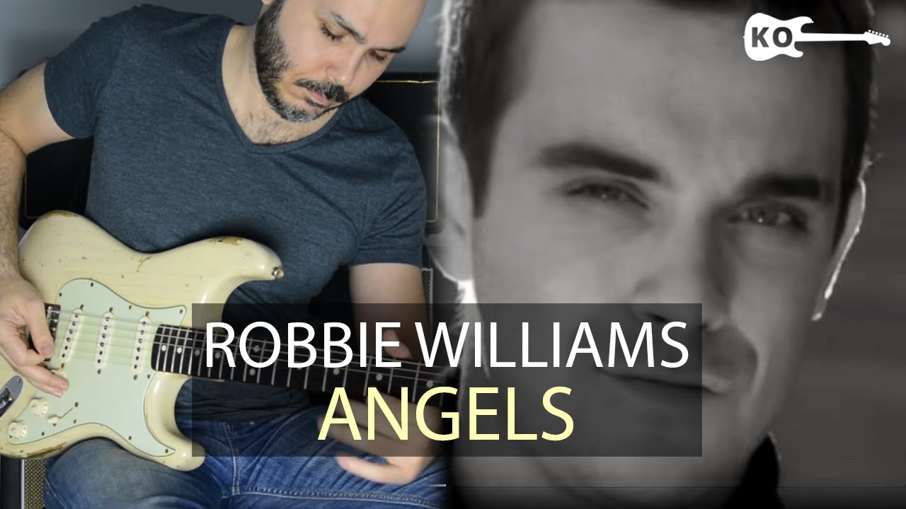 angels robbie williams interpretation
