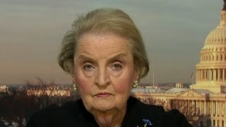 Albright: Putin is living in some other world