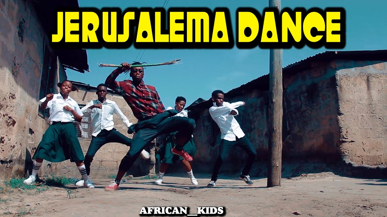 Masterkg ft Nomsebo—Jerusalema (official dance video)a.k.a47