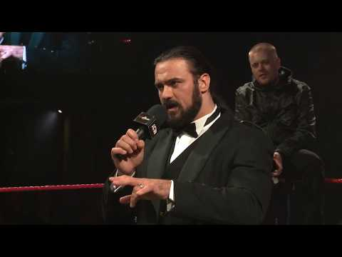 Drew McIntyre Is Inducted Into The ICW Hall Of Fame