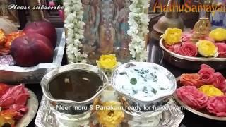 பானகம் நீர் மோர் Panakam Neer Mor recipe in tamil/Sri Rama Navami Special/Summer drinks