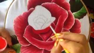 Pintando rosa 3