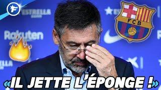 La démission de Josep Maria Bartomeu met le feu à la Catalogne | Revue de presse