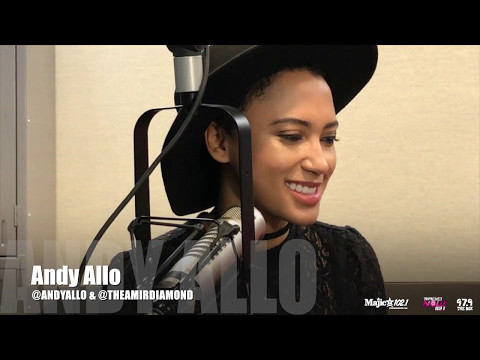 EXCLUSIVE: Andy Allo Explains How Prince Discovered Her & More!