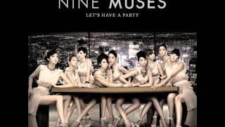 9Muses - Ladies