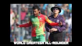 icc world t20 allrounder ranking top 10 leatest updated 15 12 2014 video make by foysal khan shatu