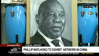 Kimberly-based painter to exhibit artwork in China