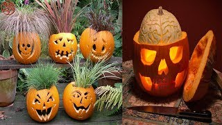 Best Pumpkin Carving Ideas and Designs To Try This Year