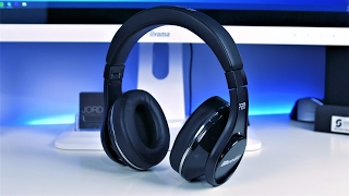 Bluedio U (UFO) 8-Driver Bluetooth Headphones Review (4K)