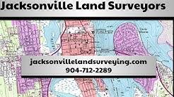 Jacksonville Florida Land Surveyor Services - 10 Reasons to Hire a Land Surveyor
