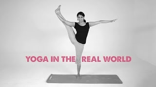 Comedy Hunt - Yoga in the real world!