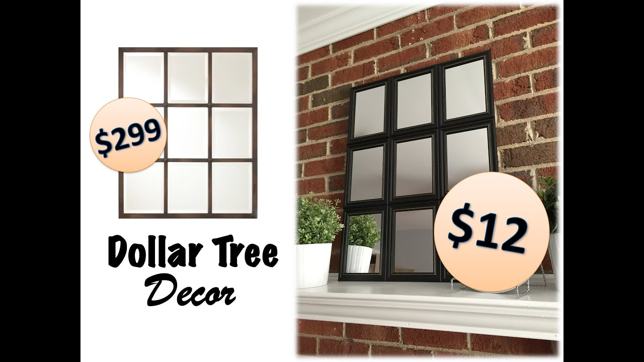 Dollar tree decor pottery barn dupes youtube - Dollar store home decor ideas pict ...