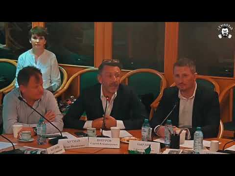 Сергей Шнуров в Госдуме о цензуре и запрете мата в кино