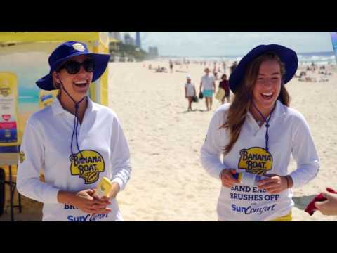 Banana Boat Summer Experiential Sizzle