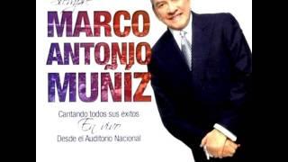 Marco Antonio Muñiz - Escandalo