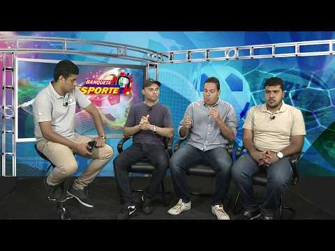 TV Banqueta - Banqueta Esporte - Alberto Simão, gerente de futebol do Villa Nova - 18/12/2017