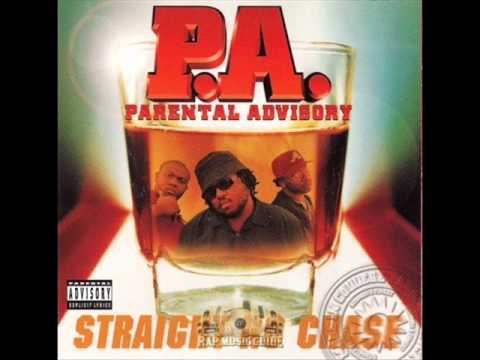 """Parental Advisory (P.A.)- """"China White"""" from their Straight No Chase album"""