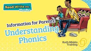 Parent video: Understanding Phonics