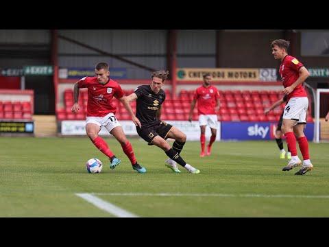 Crewe Milton Keynes Goals And Highlights