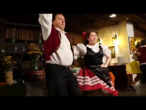 Hungarian Folklore Dinner