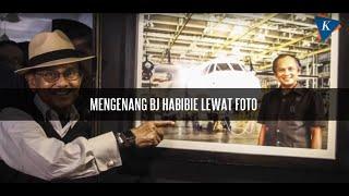 Mengenang BJ Habibie Lewat Foto