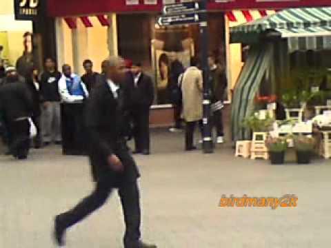 Michael Jackson Preacher (Birmingham)