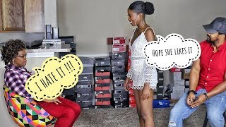 HILARIOUS  Husband AND Mother In Law Rate My outfits | Fashion Nova