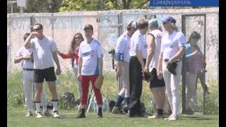 Ветераны украинского бейсбола