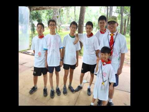 Singapore Scouts North Area (Serangoon) Camp '14