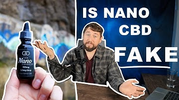 Is Nano CBD Bull Huey? CBD lab test and review.