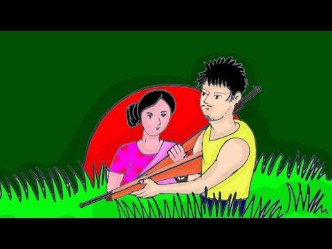 How to draw Liberation War of Bangladesh| Liberation War Scenery Drawing| Muktijuddher scenery art