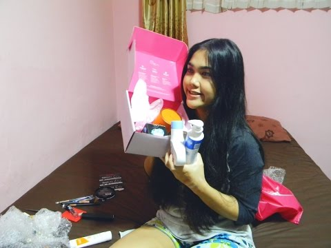 BEAUTY HAUL, UNBOXING ALTHEA PACKAGE & BABY SKIN CARE❀