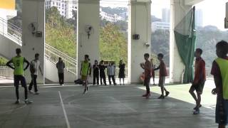 籃球比賽-準決賽5A vs 4A